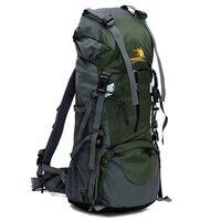 Durable 70 L Men Sport Backpack Large Capacity Travel Bag Women Mountaineering Backpack Waterproof Hiking Bag DSB0002