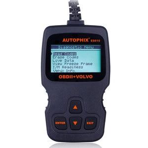 Autophix ES610 OBD2 Code Reade