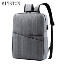 Multifunction Man Laptop Backpack USB Charging Men Computer Backpacks Casual Style Bags Large Male Business Travel Bag Backpack men multifunction backpack detachable laptop travel bag large capacity casual business backpacks