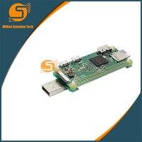 Raspberry Pi Zero W Wireless Pi 0 With WIFI And Bluetooth USB BADUSB Expansion Board Free