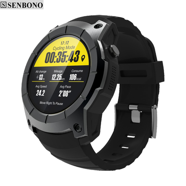 mileage tracking watch