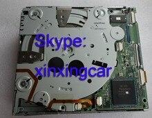 Marca nuovo Meccanismo Alpine 6 DVD changer DZ63G16B DZ63G160 Audio BWM serie 7 Mercedes ML350 CLK500 Acur Car DVD