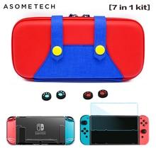Портативный чехол для kingd Switch, сумка для хранения, Жесткий Чехол для Nitendo Switch NS, аксессуары для консоли, Дорожный Чехол, тонкая сумка NX