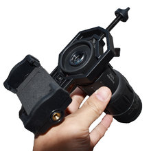 Zoom Telescope Hunting-Watching Phone-Clip-Holder Football-Spotting-Scope Birding Monocular 16x52