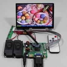 цена на HDMI+VGA+2AV+Audio LCD driver board+7inch 1280x800 N070ICG-LD1/LD4