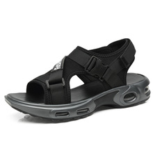 Summer Flat  Air Men Outdoor Sandals Beach Sandals Fashion Light Quick-Drying  Anti-Slippery Sport Sandals Casual Shoes JINBEILE summer unisex water shoes beach sandals man women breathable quick drying lightweight anti slippery outdoor sandals casual shoes