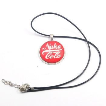 Fallout 4 Metal Pendant Necklaces