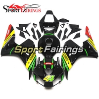 Body Frames for Honda CBR1000RR 06 07 ABS Plastic Injection Covers Motorcycle Cowlings 1000RR 2006 2007 Black Green Yellow Panel