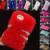 Novo 2017 lã quente fluffy villi fur plush bling case capa para htc one e9 plus capa fundas carcasas coque senhora pele + presente