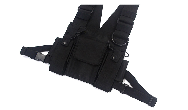 HTB1nmWtJ3HqK1RjSZFkq6x.WFXaq - adjustable Black Vest Hip Hop Streetwear Functional Tactical Harness Chest Rig Kanye West Waist Pack Chest Bag Fashion Nylon c5
