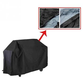 Outdoor barbecue BBQ Accessories New Type Barbecue Cover Outdoor Rain Dust Ultraviolet Proof Cover small grill cover