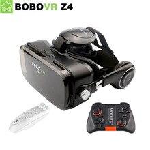 BOBOVR Z4 VR BOX 2.0 mini Glasses Virtual Reality goggles 3D glasses google Cardboard bobo vr headset For 4.3-6.0 smartphone