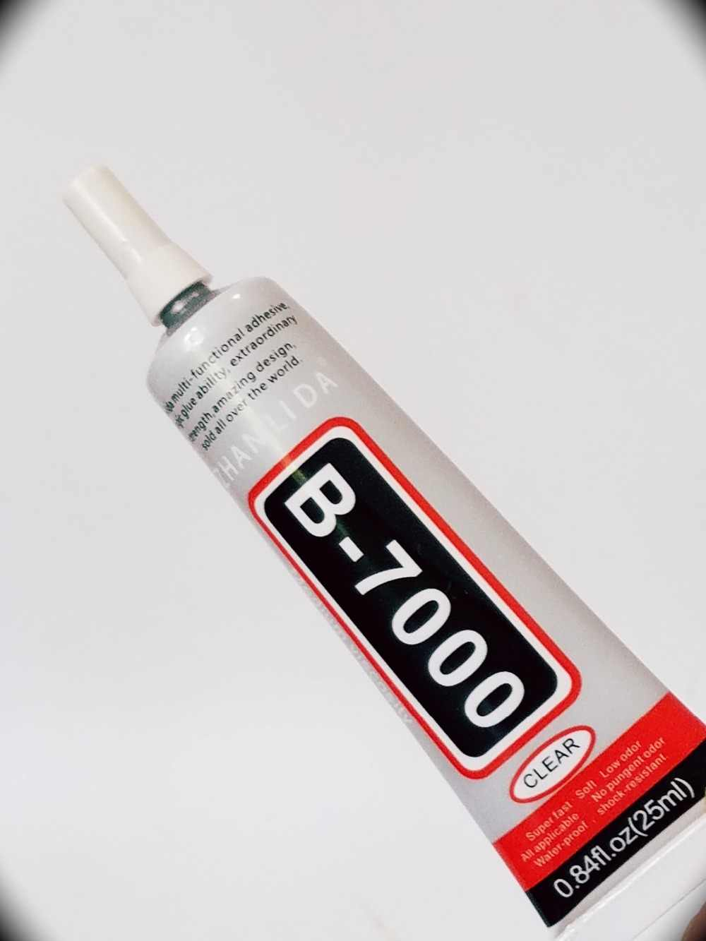 ZHANLIDA 25ml B-7000 UV glue LOCA Liquid optical clear adhesive Transparent for Cellphones LCD repair Hot sale