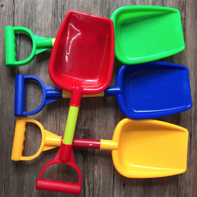 Funny Snow Shovel Toys Outdoor Summer Play Sand Tools Shovel Beach Toys Plastic Children Summer Beach Toys
