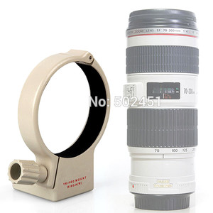 Image 5 - Metal Tripod Collar Mount Ring A(W) for Canon EF 70 200mm f/4L IS USM Lens