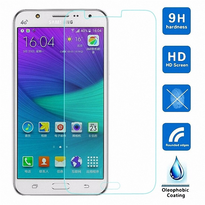 Tempered Glass For Samsung Galaxy A3 A5 A7 2016 A310F A510F A710F Core Prime G361H Grand Prime G531H Screen Protector Glass
