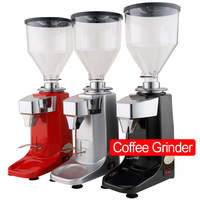 electric coffee grinder conical grinder mill espresso automatic commercial coffee bean grinding machine stainless 110V / 220V