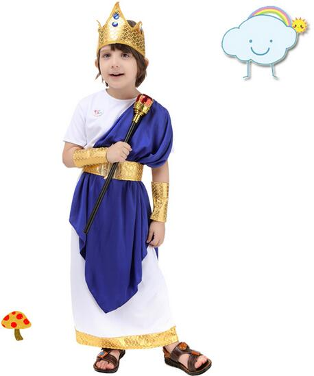 2016 hot ancient egypt fancy dress medieval rome egypt queen princess pharaoh costume kids men women halloween cosplay costume - Egyptian Halloween Costumes For Kids