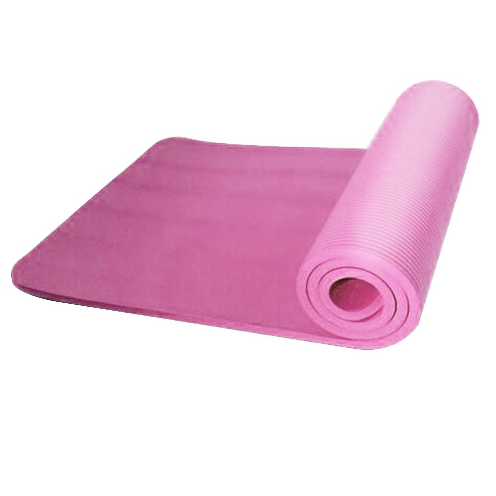 New Yoga Mat And Binding Strap Non Slip Comfortable And Durable Mat For Camping Fishing Yoga And Many Other Exercises Portable