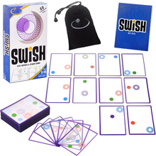 popular swish game family robot train card fun games board thinking party table playing junior japan brain juego