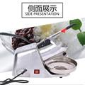 Дробилка для льда для кафе  измельчитель для льда  электрическая бритва для льда  машина для приготовления льда