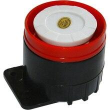 DC12V alarm horn alarm siren sound light alarm horn