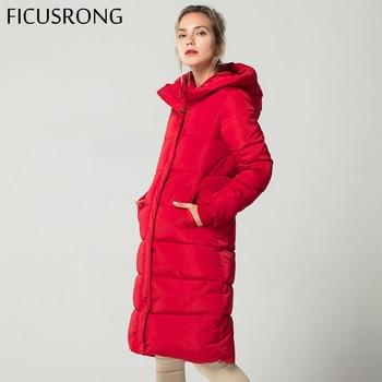 Vrouwelijke Winterjas.Mode Winterjas Vrouwen Dikke Warme Vrouwelijke Donsjack Katoenen Jas