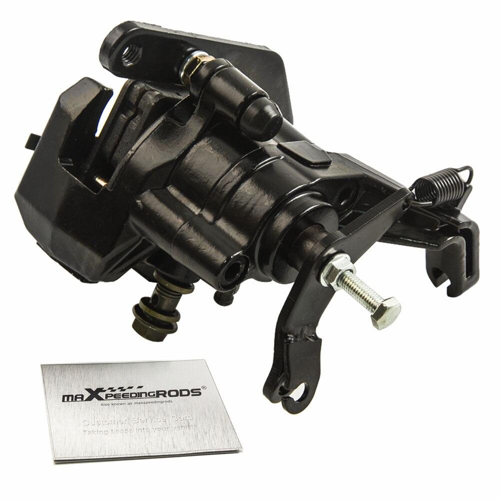 Rear left right Brake Caliper Assembly For Warrior 350 1987-2004 fits Raptor 250 350 660 YFZ450 2004-2005