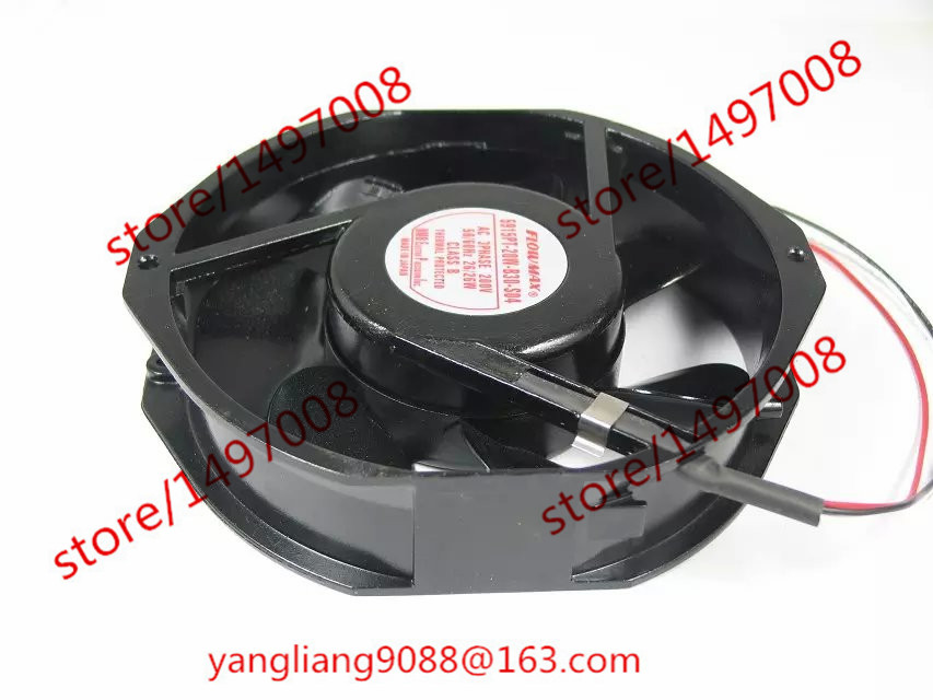 NMB-MAT 5915PT-20W-B30-S04 DC 200V 26W Server Round fan emacro orix ms14 dc ac 200v 0 1a 140x140x28mm server square fan
