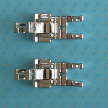 1/4″ Metal Patchwork Quilting Foot Singer Featherweight 221, 222 #CY-3708-1L