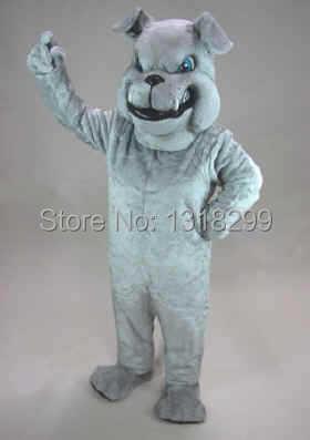 mascot Grey Bulldog mascot costume bull dog fancy dress custom fancy costume cosplay theme mascotte carnival & Aliexpress.com : Buy mascot Grey Bulldog mascot costume bull dog ...