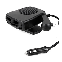AAC Auto Car Heater Heating 12V 150W Electric Fan Heater Heating Windshield Defroster Demister