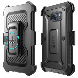Image 3 - For Samsung Galaxy S7 Case SUPCASE UB Pro Series Full Body Rugged Holster Protective Cover Case WITH Built in Screen Protector
