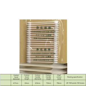 Image 4 - 25x algodão vara descartável ferramenta de limpeza para apple airpods airpod caso para airpods fone de ouvido porta carga do telefone para apple airpods
