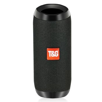 TOPROAD Bluetooth Speaker 10W Portable Stereo Waterproof Speakers Support TF card FM Radio USB
