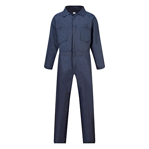 Mens Work Protective Clothing Long Sleeve Coveralls High Quality Overalls Repairman Machine Auto absenteeism working uniforms