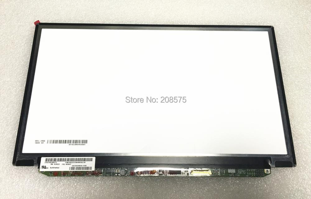 Livraison gratuite LP125WH2-SPT1 12.5 ''replacement lcd écran pour Lenovo X240 Ordinateur Portable Lcd Écran 1366*768 EDP 30PIN
