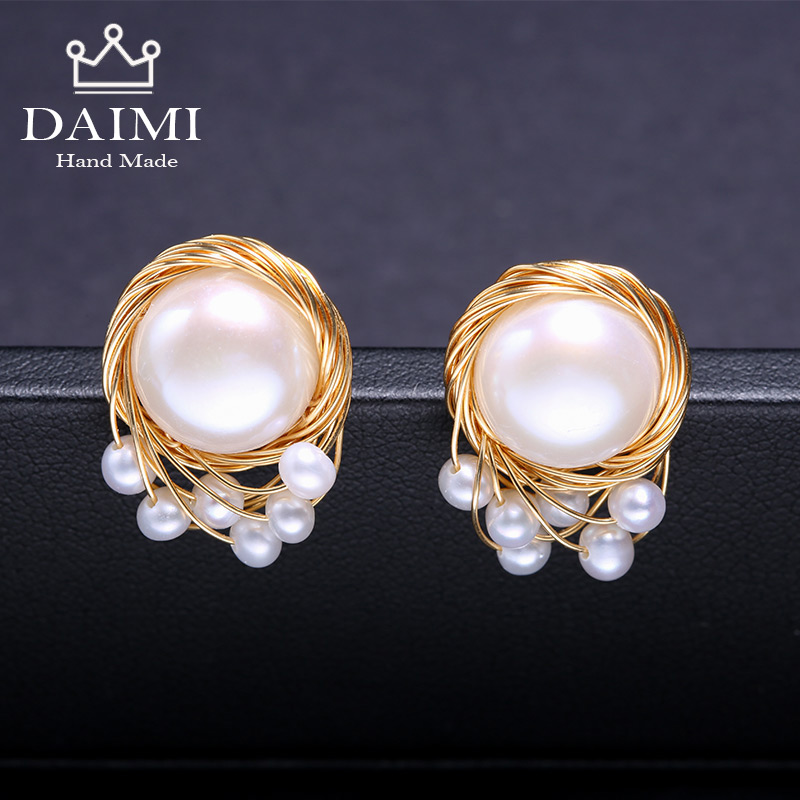 Aliexpress Com Buy Daimi Women Pearl Jewelry Designs