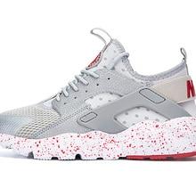 e47970a53964 Original Nike Air Huarache 2017 Men s Running Shoes Cushioning Low-top  Sports Shoes Sneakers Nike