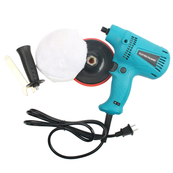 Car Polisher 600W Variable Speed 2800rpm Car Paint Care Tool Polishing Machine 220V 110V polisher portable tools