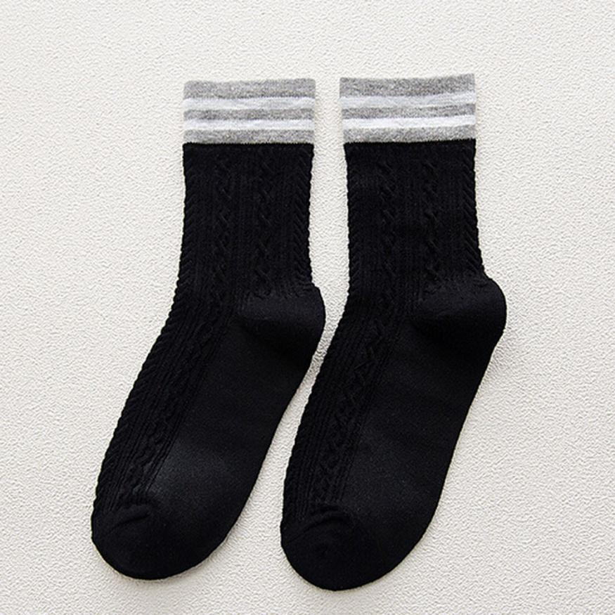 MUQGEW New Arrival Beautiful Women Socks Ladies Girls Fashion Cotton Warm Soft Comfortable Cozy Soxs Ankle Prevent Moisture Sox