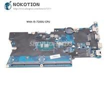 NOKOTION для hp Probook 440 G4 ноутбука Motherboard14 дюймов I5-7200U Процессор DDR4 DA0X81MB6E0 905794-601 905794-001