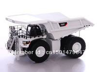 Norscot 1/50 CAT Caterpillar 797F Mining Truck Dumper White Special 55243 Construction vehicles toy
