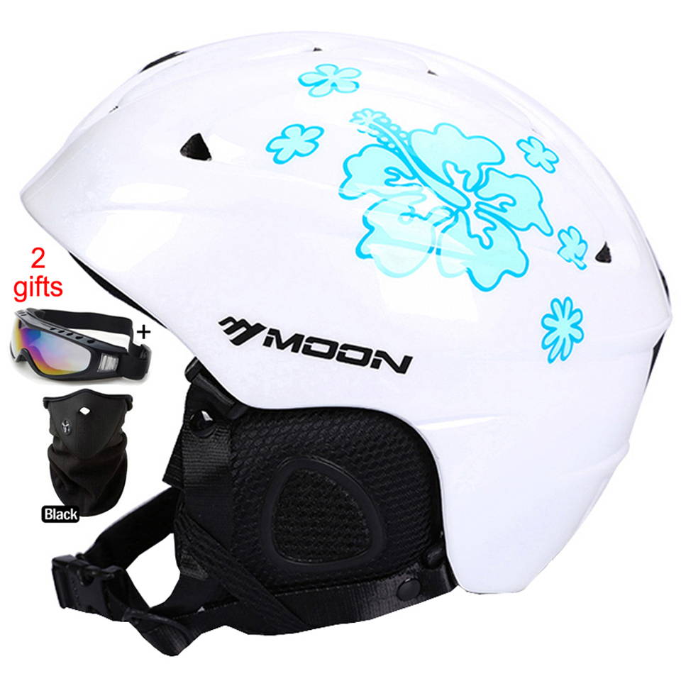 MOON font b Ski b font Helmet Ultralight Extreme Sports Snow Skiing Snowboard Skateboard Helmet Size
