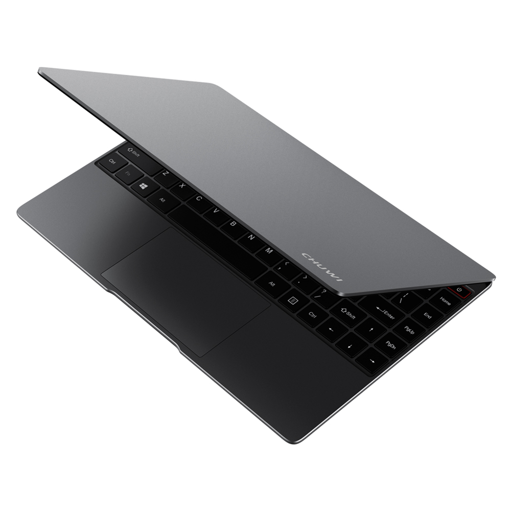 Image 4 - CHUWI AeroBook 13.3 inch 1920*1080 Screen Intel M3 6Y30 8GB RAM 256GB SSD Windows 10 Laptop Ultra Slim Notebook Backlit Keyboard-in Laptops from Computer & Office