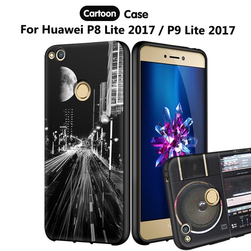 Gboze чехол для Huawei gr3 <font><b>2017</b></font>/Honor 8 <font><b>Lite</b></font> Силиконовая задняя крышка для Huawei P8 <font><b>Lite</b></font> <font><b>2017</b></font> чехол для телефона для Huawei <font><b>P9</b></font> <font><b>Lite</b></font> <font><b>2017</b></font>