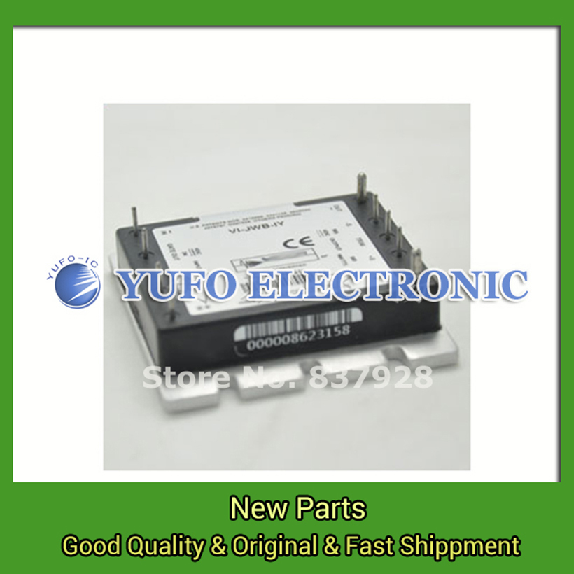 Free Shipping 1PCS VI-JWB-IY power Module, DC-DC, new and original, offers can be directly captured YF0617 relay free shipping new and original vi 25v 02 dc dc isolation power supply module