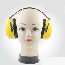 Anti-noise Earmuff Hight Frequency Welding Soundproof Foldaway Durable Protective Ear Protectors Hearing Protection Ear Muff