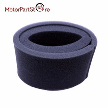 Black Foam Air Filter Cleaner Sponge Replacement for Honda CG125 Moped Scooter Dirt Bike Motorcycle