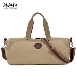 2016 manjianghong european and american style canvas man shoulder bag big capacity barrel shaped messenger bag.jpg 250x250